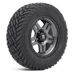 "Fuel Off-Road Gripper M/T Tires Set 4 - 33"" 35"" 37"" 38"" 40"""