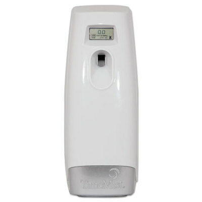 Plus Metered Aerosol Fragrance Dispenser (Plus Metered Aerosol Fragrance Dispenser, 3.4 x 3.4 x 8 1/4,)
