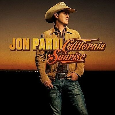 Jon Pardi   California Sunrise  New Cd