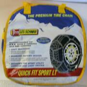 Les Schwab Tire Chains