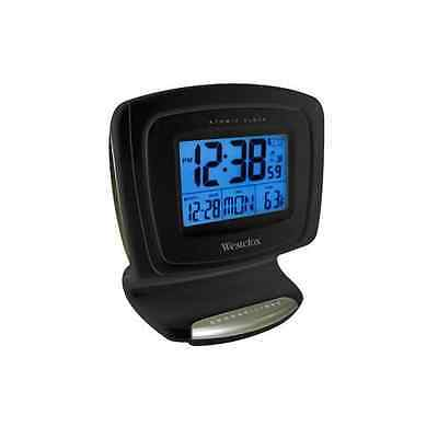 Westclox Automatic Large Digital Lcd Alarm Clock 70026AX