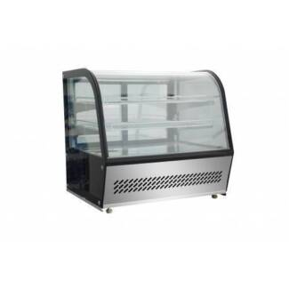 Commercial Counter Top - Food / Cake Display Glass Fridge