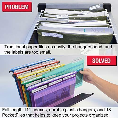 MagniFiles - Box of 25 Standards