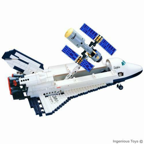 lego space shuttle ebay. Black Bedroom Furniture Sets. Home Design Ideas