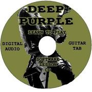 Deep Purple Tab