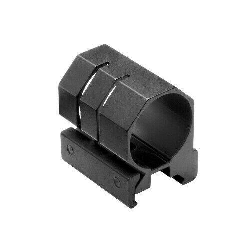 Tactical Picatinny Rail Accesory Mount Adapter fits Surefire G2X G6X Flashlight