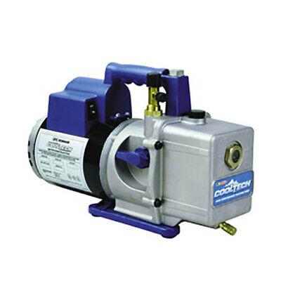 Robinair 15601 High Perf. 6 Cfm Vacuum Pump 13 Hp 13.5oz 115v220v