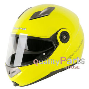 2013 Nitro GMAC G-MAC Glide Flip Front Up DVS Motorbike Motorcycle Crash Helmet