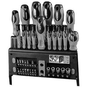 39pc screwdriver set stand precision torx hex pozi bits mechanics engineer ne. Black Bedroom Furniture Sets. Home Design Ideas
