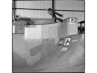 Skateboarding lessons in London