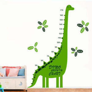 Green Dinosaur Wall Chart and Assorted Stickers  *NEW IN BOX*