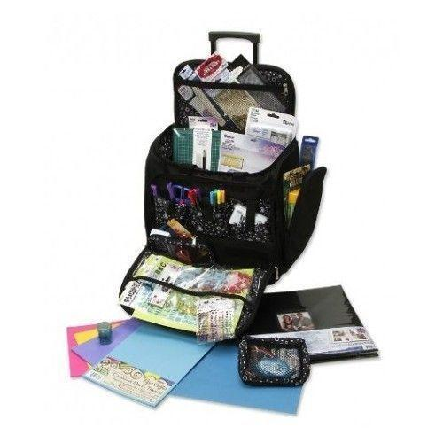 Craft organizer tote ebay for Arts and crafts tote bags