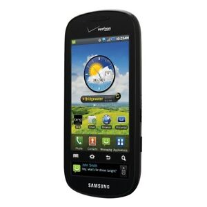 Details about verizon samsung continuum galaxy s 3g android smartphone