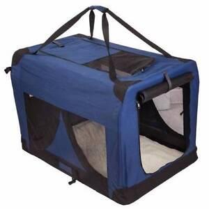 Dog Cat Carrier Crate Travel Portable Cage Kennel L/XXXL West Melbourne Melbourne City Preview