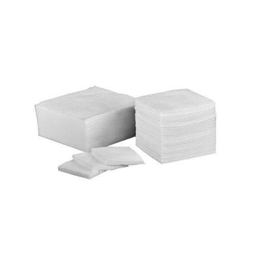 House Brand DI430 Dental Gauze Non-Woven Non-Sterile 4x4 4-Ply 2000/Cs