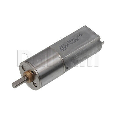 Dc Gear Motor High Torque 16ga 12v 100rpm 050 For Diy Robotics Arduino