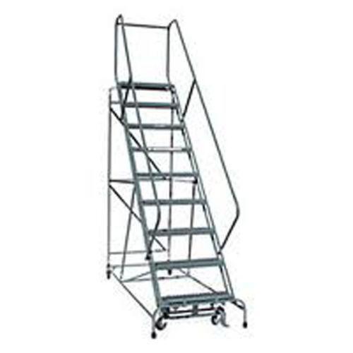60 Portable Handrail : Rolling platform ladder ebay