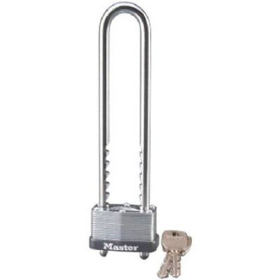 Master Lock 517D Laminated Padlock with Long Shackle for sale  Shipping to India