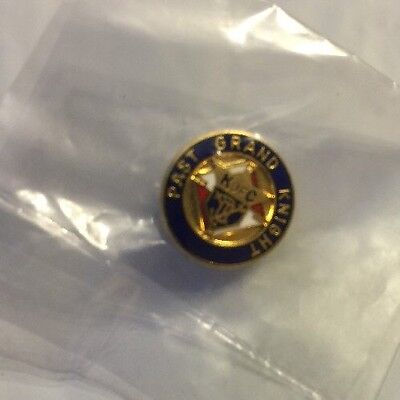 Knights Of Columbus Past Grand Knight Tie Tack Pin