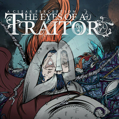 THE EYES OF A TRAITOR - A Clear Perception - CD - Neu OVP - Melodic