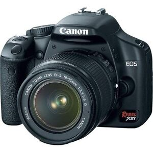 Canon Rebel XSi/450d Package