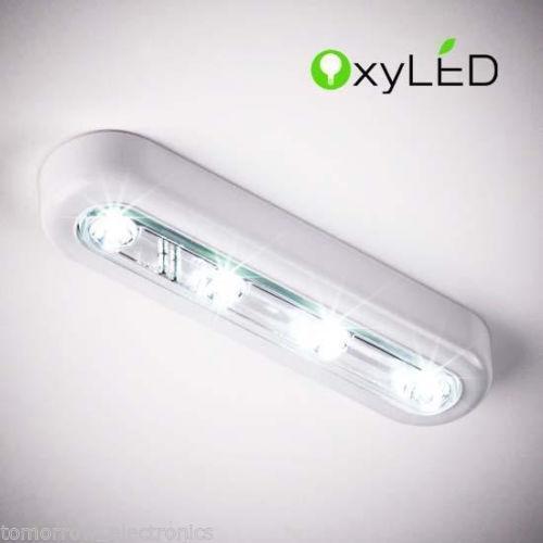 Led Tap Light Ebay