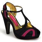 Bordello Block Heels for Women