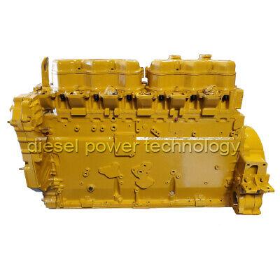 Caterpillar 3406e Remanufactured Diesel Engine Extended Long Block