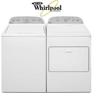 WASHER & DRYER WINTER'S END SPECIAL SALE FREE DELIVERY ON ALL APPLIANCES!