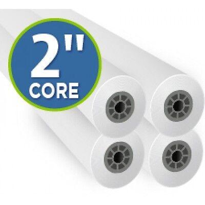 4 Rolls 36x150 20lb Bond Cad Plotter Paper Inkjet 2 Core 92 Bright White