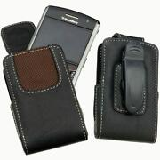 Blackberry Bold 9000 Leather Case