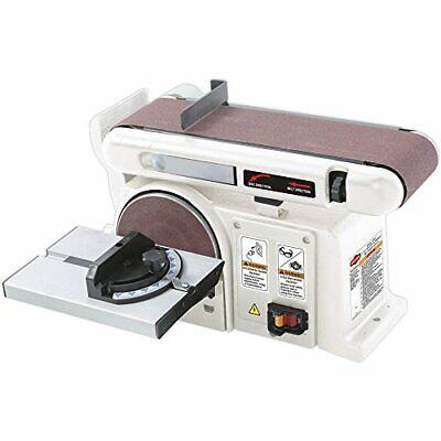 Shop Fox W1855 Horizontalvertical Belt Sander With 6 Disc