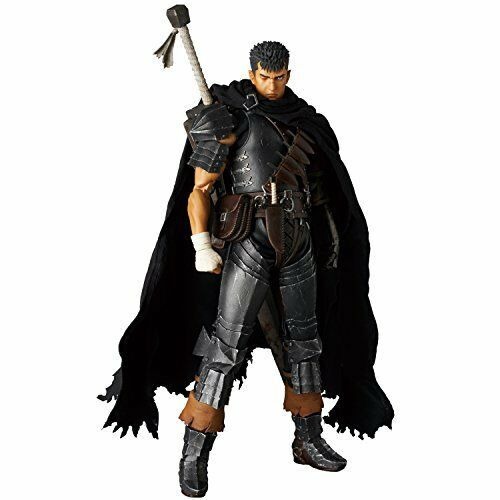 Berserk Guts (Black Swordsman) RAH Real Action Hero Figure MEDICOM TOY