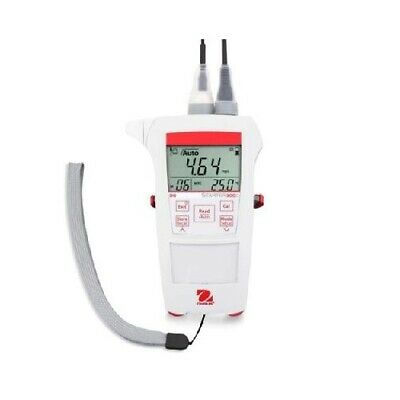 Ohaus Do Meter St300d-b Portable Dissolved Oxygen Water Analysis Wo Electrode