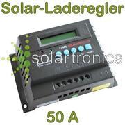 Laderegler 50A