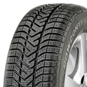 Four NEW 195/55/15 Pirelli Winter 210 Snowcontrol