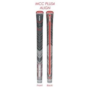 Golf Pride grips MCC Plus4 Align-Grey