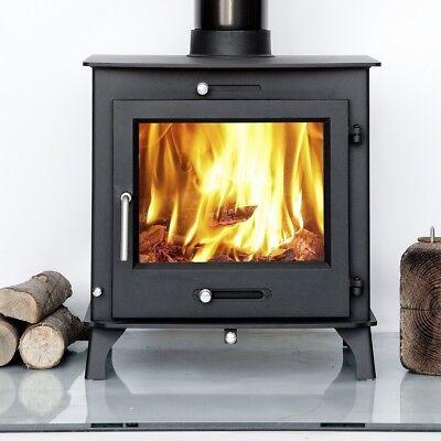 Ottawa 12kw Woodburning BOILER Stove Stoves Boiler Log Burner Multi-Fuel