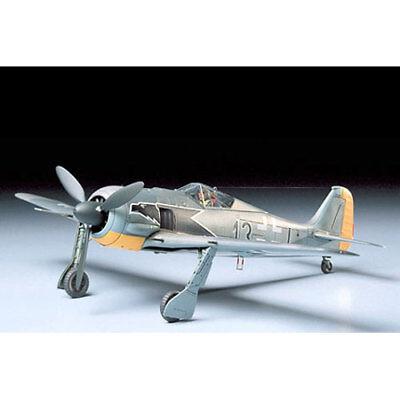 TAMIYA 61037 Focke-Wulf Fw190 A-3 1:48 Aircraft Model Kit