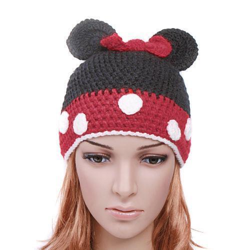Minnie Mouse Beanie Ebay