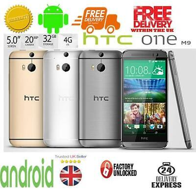 """Android Phone - *New HTC ONE M7 32GB Sealed Unlocked Smartphone Android Phone 4.7"""""""