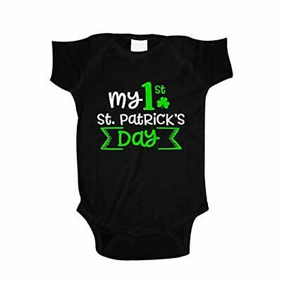 My First St Patricks Day Baby One Piece for St Paddys Day Clothing - St Patricks Day Clothes
