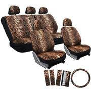 Cheetah Print Seat Covers