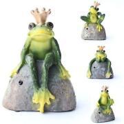 Bewegungsmelder Frosch