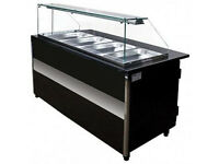 Igloo Gastroline/ Refrigerated Food Service Counter 1.5m Bemar