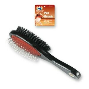 DOUBLE SIDED PET BRUSH, NEVER USED