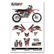 CRF 450 Decals