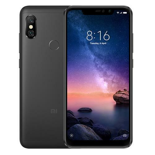 Xiaomi Redmi Note 6 Pro Dual SIM 64GB 4GB RAM Nero Black Vers. Global Banda 20