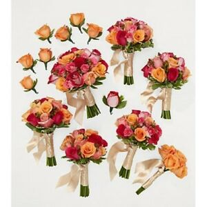 Floral packages wedding