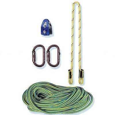 Arborist Spur Climbing Upgrade Kit 150 Rope Split Tail Pulley More